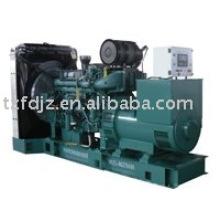 Grupo electrógeno diesel de tipo abierto VOLVO de 500KW
