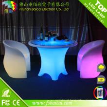 LED Sofa / LED Bar Mesa / Nightclub / Móveis LED