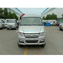 Camión de basura de cubo de carga y descarga automática Changan
