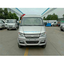 Changan self loading and unloading bucket garbage truck