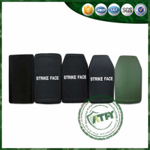 Ballistic Hard Armor panel HAP Ceramic Silicon Carbide Aluminum Military Bulletproof plate
