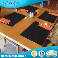 Suministros de restaurante y hotel Nonwoven Toalha De Mesa
