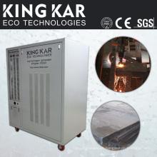 Máquina de corte por plasma CNC con generador de gas de hidrógeno