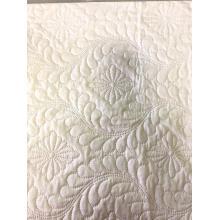 Tela conservada em estoque ultra-sônica da folha de cama 100% do poliéster