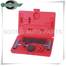27 kits de réparation de pneu de voiture de PCS tubeless kit de réparation de crevaison de pneu