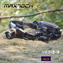 Длинные Runtime18650 Maxtoch HE5Q-8 увеличить светодиодные фары