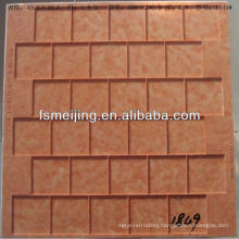 Foshan Meijing plastic mosaic tile grid mould for manufacture