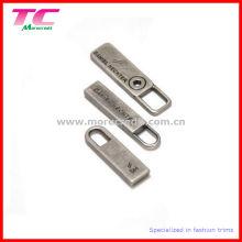 Metal Zip Puller for Garment