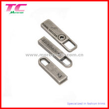 Metal Zip Puller para vestuário