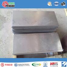 S32205 2205 chapa de aço inoxidável com SGS ISO