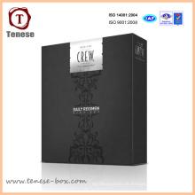 Neues Design Hersteller Farbe Falten Papier Box