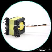 Transformador de frecuencia compacto pq-26 para transformador de corriente