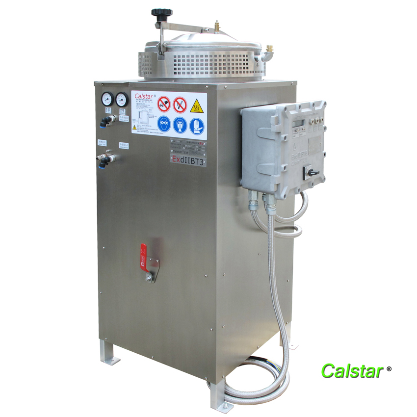 Calstar Solvent Recycling Systems