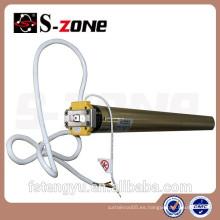 Ventana automática sombreado persiana enrollable tubo motor