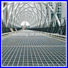 32*5 Galvanized serrate steel grating standard weight