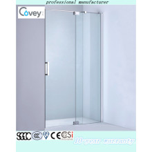 Shower Screen with Stainless Steel Handle (AKW01-D)