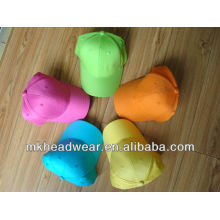 Blank promotion plain cotton cap in cheap price