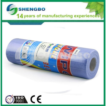 High quality Needle punched cleaning fabric new cleaning wipe