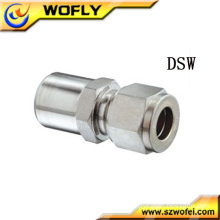SS304 Different Types of Tube Socket Weld Connector