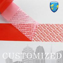 Logo personnalisé High Tamper Label avec le prix le moins cher