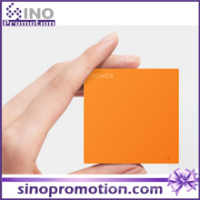 Telefon Zubehör Neueste Slim Square Custom Battery Power Bank