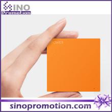 Accesorios para el teléfono Latest Slim Square Custom Battery Power Bank
