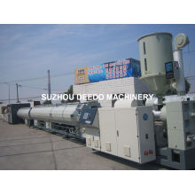 Large Diameter PE Extruder Equipment