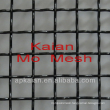hebei anping KAIAN molybdenum wire cloth used acid and alkali