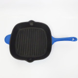 cast iron grill pan with handle