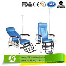 Lit de chaise d'hôpital pour le patient paralysé