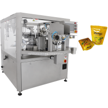 Stand Up Pouch Dry Fruit Packing Machine