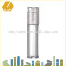 Rótulo de desodorante de plástico de etiqueta privada en envases cosméticos de botellas