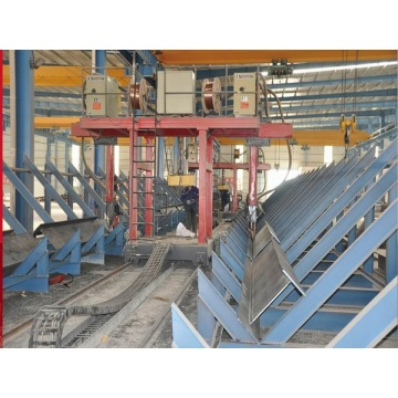 Double Cantilever Trolley Submerged Arc Welding Machine