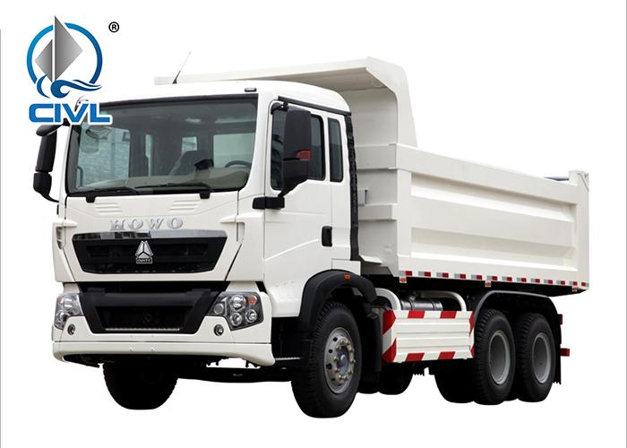Sinotruk Howo T5g 6x4 Dump Truck Philippines 02