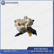 Assy genuíno 8-97129-593-0 da bomba da direcção de poder de TFS MUA