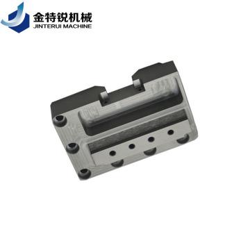 pièces personnalisées en acier inoxydable titane CNC tournant