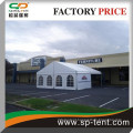Banquet canopy tent 6m by 18m Pvc Tent for 70 people