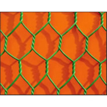 PVC Coated Hex. Wire Mesh (HDH11)