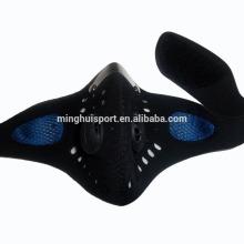Motocicleta que completa un ciclo la máscara media de la nariz de la mascarilla del guardia de la cara del motocrós para la venta