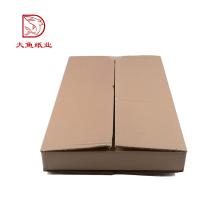 Verschiedene Arten kundenspezifischer Designpapierflachverpackungskästen