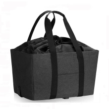 Wholesale Large Capacity Waterproof Foldable Tote Insulated Cooler Bags