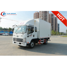 2019 New FAW 16m³ Meat Refrigerator Truck