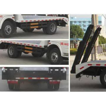DFAC Flat Transport Vehicle Dijual
