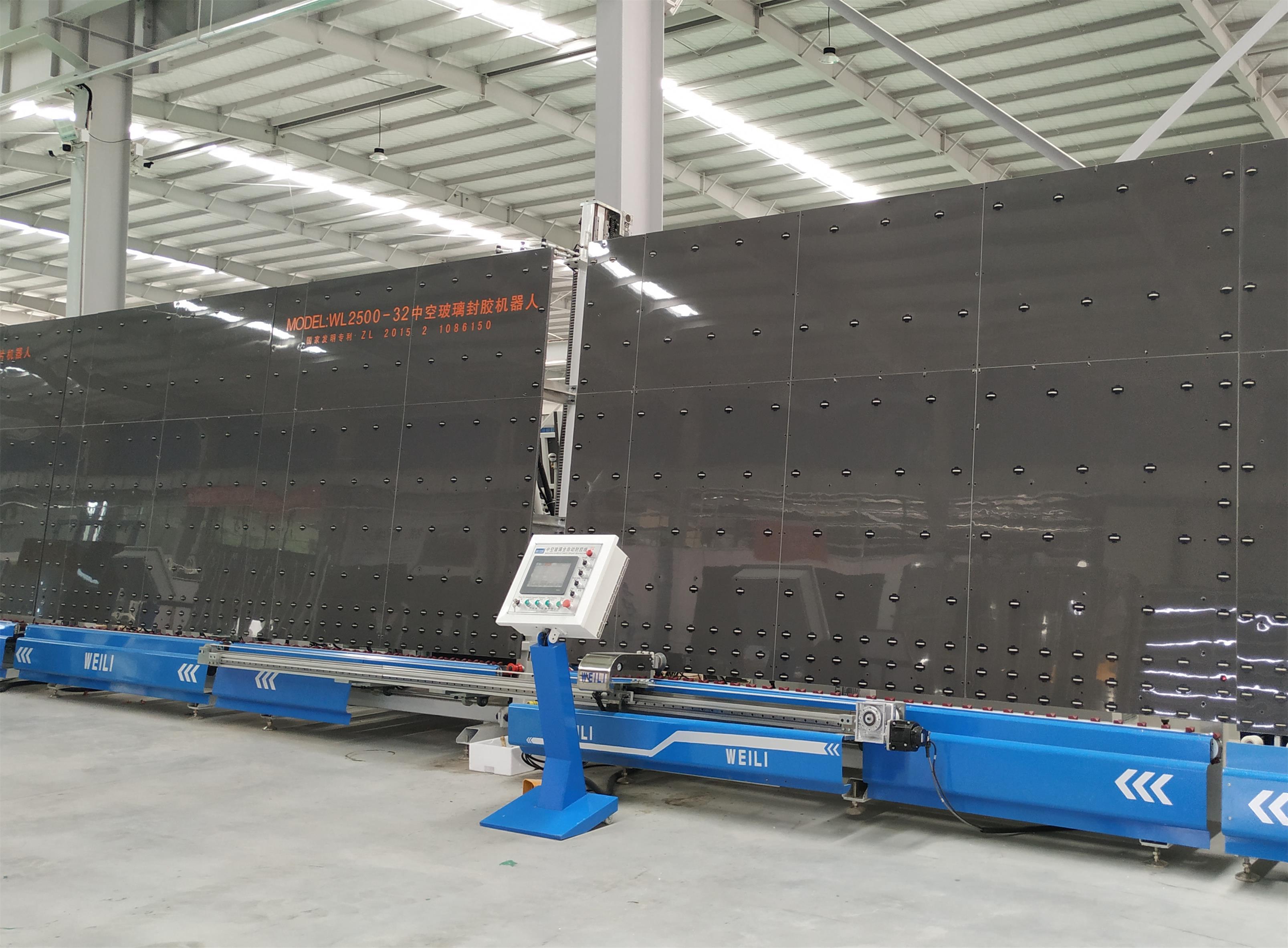 Insulating Glass Silicone Sealing Machine