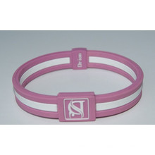 Free Design Japan Quality Standard Silicone Wristband