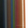 Eco Friendly Black 100% PU Microfiber Leather