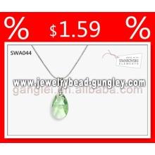 Pingente personalizado de jóias colar 2013