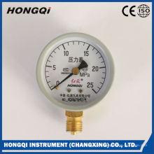 Manómetro digital de alta presión común