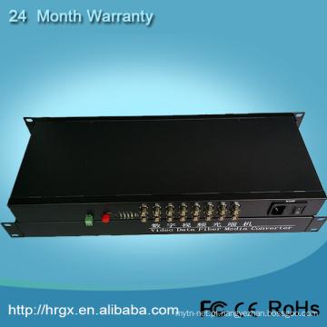 Fornecimento de fábrica de alta qualidade 16 canais s video rgb converter
