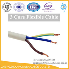 H05VV-F 3G 1.5mm2 Flexible power cable